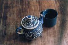 ALL THINGS TEA// / Cute tea cups, tea pots, tea photos --- my little budding obsession.  / by H. Kambo
