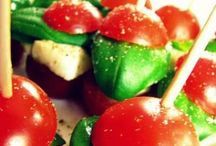 Appetizers Side dishes & Snacks