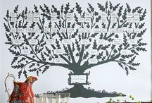 Family Tree / Celebrating our Families from the past, in the present and on into the future.