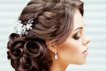 Hair Styles / So many beautiful ways to style our hair... how can you possibly have a bad-hair-day