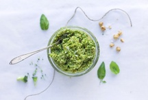 Yummy pesto, chutneys, jams & sorts