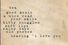 Wise words / by Leonie Macleod