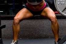 Lower Body Workouts / Glutes; Hamstrings; Quads; Thighs; Calves... you're going to have the most fabulous lower body ever.