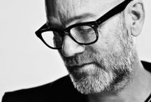 Inspirations: Michael Stipe / Living creatively and according to strongly held ideals / by Katherine Kehoe