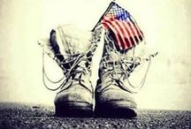 American Veterans / Honoring our military veterans; our allies; and their loving & supportive families.  Thank you for your service! / by Ardith
