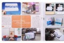 Project Life Inspiration / #ProjectLife tips, tricks, and inspiring layouts / by Dukes and Duchesses