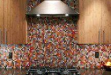 Kitchen Design Inspiration / Kitchen Designs that Delight and the Tile that makes them Shine. / by Modwalls Tile