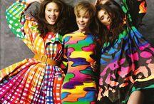 Fun Colorful Couture / Fashion that's fun. / by Modwalls Tile