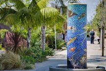 Mosaic Tile Art / by Modwalls Tile