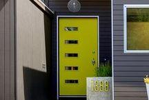 The Doors! / Doors that make an entrance.