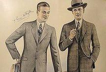 Mode Hommes années 20 / Messieurs, habillez-vous comme dans les Années Folles (1919 - 1929) et venez nous rejoindre lors de la 2ème édition du Festival du 3 au 6 juin 2016 !