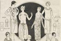 Mode Femmes années 20 / Mesdames, habillez-vous comme dans les Années Folles (1919 - 1929) et venez nous rejoindre lors de la 2ème édition du Festival du 3 au 6 juin 2016 !