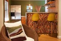 Hospitality Design / Well designed hotel, spas and restaurants around the world. Some with Modwalls Tile.  Inspiration