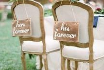 DIY April Wedding