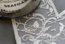 Vellum paper crafts