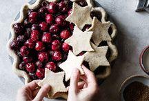 Delicacies in Fall / Pumpkin soup, sweet cinnamon cookies or plum cake. Let's enjoy this season!
