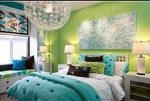 Design #teen / suitable rooms for teens that display their attitude, passion and personality. they will never want to leave their room.