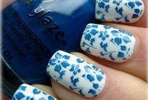nails nails nails ...<3 / nails , nails, nails.... so many endless possibilities.
