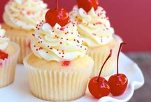 cupcakes? yummy / tasty and tasty looking!! for when your craving a yummy dessert.