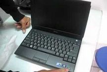 """Repasované notebooky LCD 10"""" až 13"""" / Modely Dell Latitude - velikost 10"""" až 13"""" - značka Dell"""