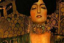 Peintre Klimt