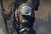 A r m u r e r i e / Armure, équipement, ...