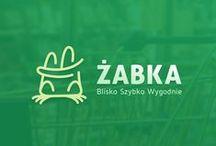 "Rebranding by Weblify: ""Żabka"" (concept)"