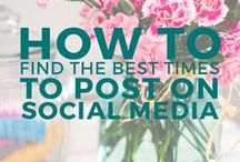 Social Media Tips & Trics / Are you a Social Meida fanatic like I am? If you are, I think you will LOVE this board!