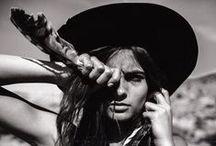 black & white / inspiration through the two toned lens