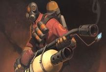 TF2 / Probably the greatest game on earth. Or at least the funniest.
