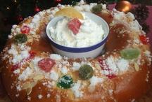 MyKingsCake - Roscones de Reyes / Roscones de Reyes con Mycook y unas cuantas ideas más.