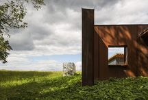 David O'Brien Wagner / David O'Brien Wagner Architecture Boards / by SALA Architects