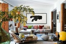 Living room, living shroom