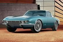CONCEPT CARS - USA / by John Maguire
