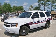MODERN POLICE VEHICLES / by John Maguire