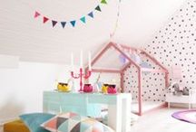 Kid's Room | Playroom / All things whimsical and fun for kids' bedrooms and playrooms.