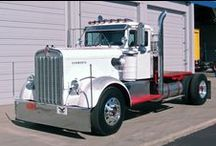 KENWORTH TRUCKS / by John Maguire