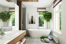 Bathrooms / Luxury bathrooms for custom homes