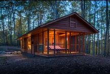 ESCAPE project by SALA Architects / Images of SALA Architect Kelly Davis Designed ESCAPE RV project for Canoe Bay.