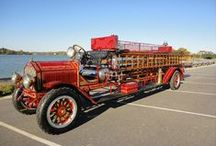 AMERICAN LAFRANCE FIRE APPARATUS / by John Maguire