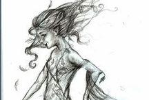 Fanatasy / Eleves, dragons, fairies, etc...