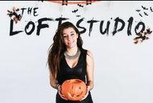 Halloween 2014 en The Loft Studio