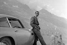 Men and Cars / Mannen en auto´s