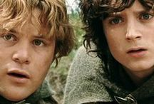 Middle-Earth. Films. / Stills from the Peter Jackson's films, promotional photos, etc.