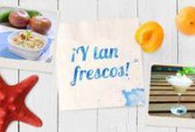 5 tipos de recetas imprescindibles en tu cocina de verano con Mycook / Ensaladas, cremas frías, batidos, sorbetes y helados son buenos aliados para refrescarnos en los días más calurosos. Aquí hemos seleccionado unas cuantas recetas, pero también encontrarás álbumes muy completos de algunos de los tipos. ¡¡¡No te pierdas ni una!!!