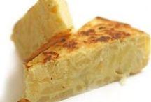 Tortillas para todos los gustos con Mycook / Patatas, calabacín, berenjena, chorizo, espárragos, bacalao, manzana... cualquier ingrediente puede quedar estupenda para preparar una insuperable tortilla. ¿Cuál es la tuya?