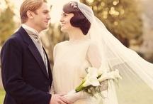 Downton Weddings / www.katherinecourtney.com