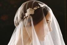 Bridal Veils / www.katherinecourtney.com