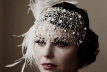 Bridal Headwear  / www.katherinecourtney.com