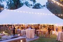 Wedding Marquees / www.katherinecourtney.com